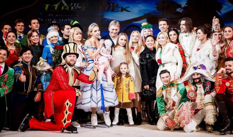 Navka Show - ледовое шоу Татьяны Навки экипируется в компании Twizzle