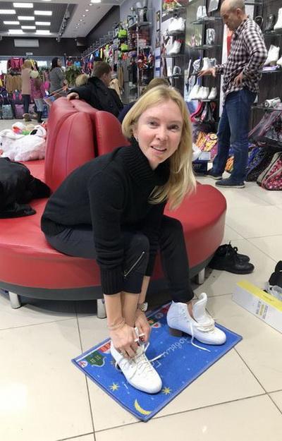 Олимпийская чемпионка Татьяна Тотьмянина экипируется в компании «Твизл»