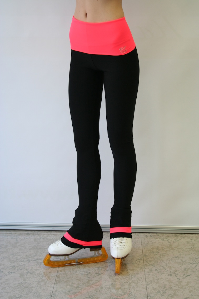 Performance Trousers Fluo Granate