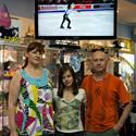 Российская актриса театра и кино Екатерина Шпица выбирает профессиональные фигурные коньки в компании Twizzle для участия в новом ледовом шоу Ильи Авербуха
