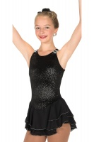 010 Ice Shimmer Dress - Black
