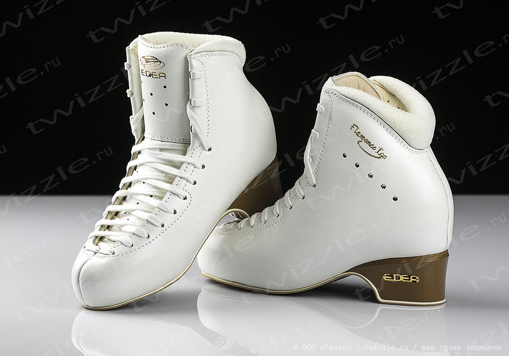 11388459 Фигурные ботинки Edea Flamenco Жемчужные (New) 27 300 руб Купить Отзывы