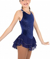010 Ice Shimmer Dress - Blueberry
