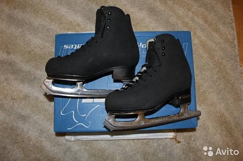 bb8accb22 Фигурные коньки (ботинки + лезвия)
