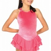 010 Ice Shimmer Dress - pink