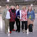 Школа фигурного катания ЦСКА г.Москва, начало сезона 0008-2009 года