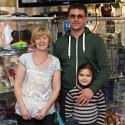 Дмитрий Орлов - знаменитый российский актёр, режиссёр, сценарист и телеведущий, вместе со своей дочкой Татьяной экипируются в компании Twizzle
